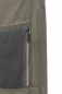 Preview: MAN TROUSERS W/ ZIPPED MESH POCKETS Gr.50 Dusky Green