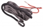 Preview: Fiber Beast® CarbonPro Dyneema® Windenseil Kunststoff 8mm 40m 81kN