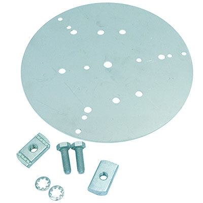 Beacon Mounting Plate Luggage 	Suits Heavy Duty Bar