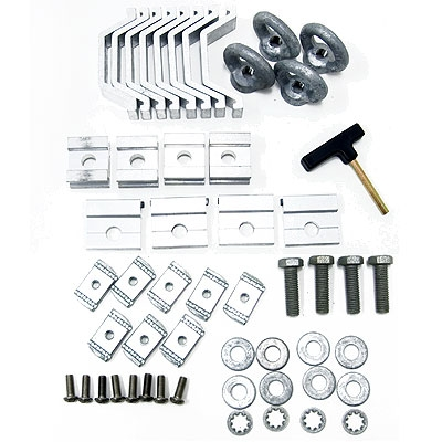 Platform Rack Fitting Kit Suits Heavy Duty Bar