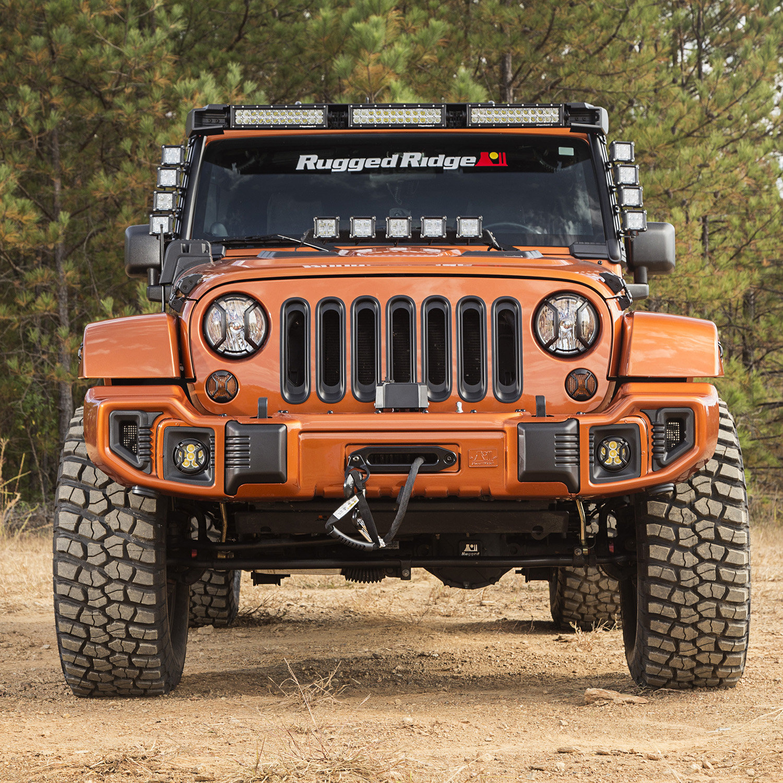 Compare 2018 Jeep Wrangler vs 2018 Jeep Wrangler JK