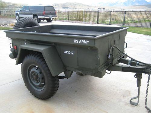jeep fahrwerk jeep zubeh r jeep jk us anh nger trailer m416 ohne t v. Black Bedroom Furniture Sets. Home Design Ideas